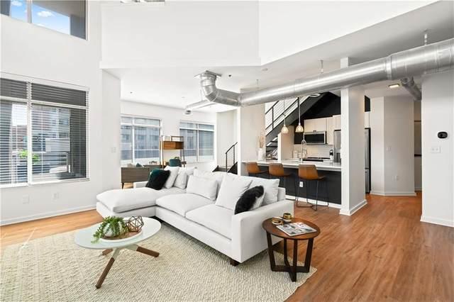260 18th Street NW #10221, Atlanta, GA 30363 (MLS #6909069) :: Tonda Booker Real Estate Sales