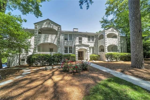 65 Peachtree Memorial Road #5, Atlanta, GA 30309 (MLS #6909085) :: Todd Lemoine Team