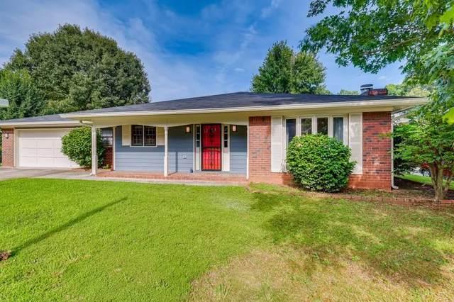 678 Berry Hill Court, Stone Mountain, GA 30083 (MLS #6909088) :: North Atlanta Home Team