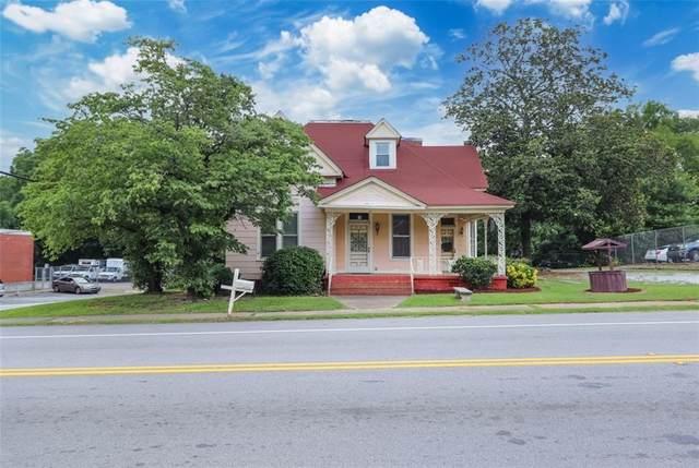 41 W Campbellton Street, Fairburn, GA 30213 (MLS #6909140) :: The Gurley Team