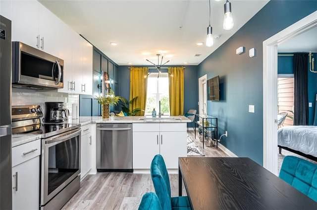 525 Parkway Drive NE #205, Atlanta, GA 30308 (MLS #6909142) :: Tonda Booker Real Estate Sales