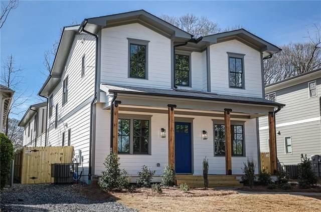 198 Hutchinson Street NE B, Atlanta, GA 30307 (MLS #6909179) :: Path & Post Real Estate