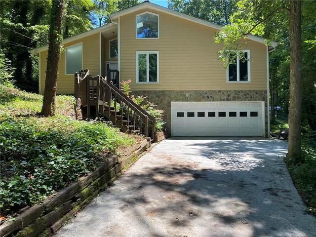 2750 Brook Valley Drive, Cumming, GA 30041 (MLS #6909191) :: North Atlanta Home Team
