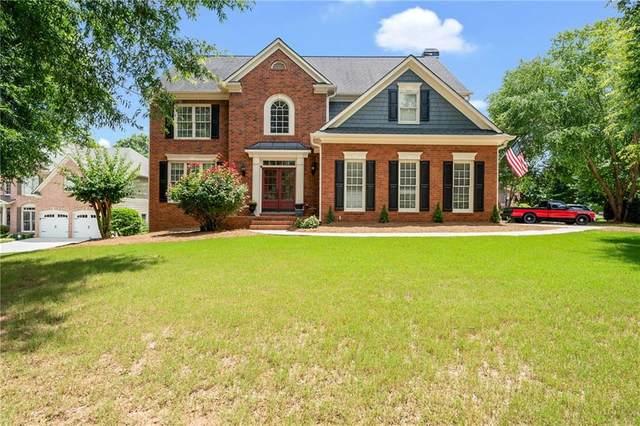 1350 Chattahoochee Run Drive, Suwanee, GA 30024 (MLS #6909230) :: Charlie Ballard Real Estate