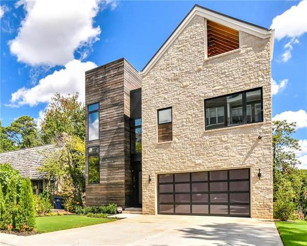 2991 Lookout Place NE, Atlanta, GA 30305 (MLS #6909236) :: Good Living Real Estate