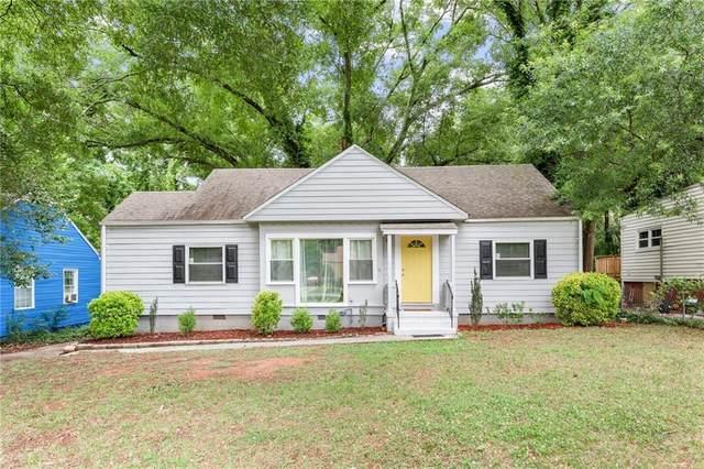 1887 Sylvan Ridge Drive SW, Atlanta, GA 30310 (MLS #6909295) :: North Atlanta Home Team