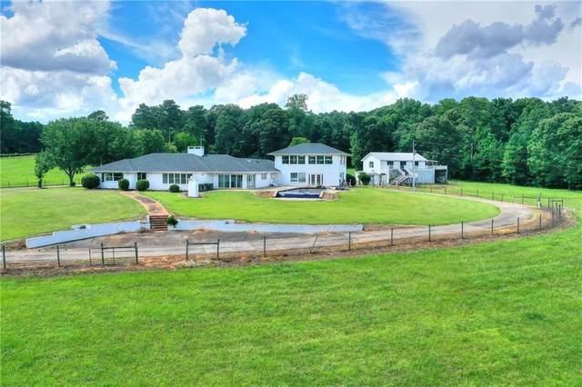 2490 H D Atha Road, Monroe, GA 30655 (MLS #6909296) :: Path & Post Real Estate