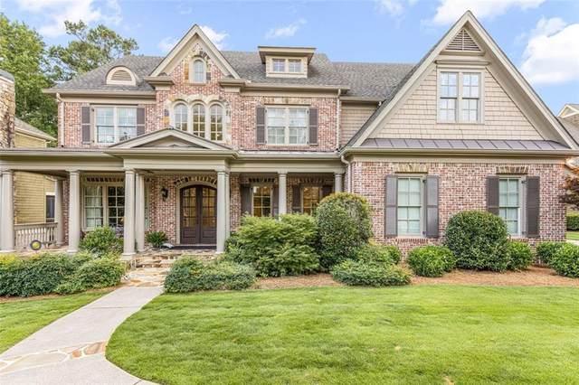 245 Hanson Way, Marietta, GA 30064 (MLS #6909381) :: Charlie Ballard Real Estate