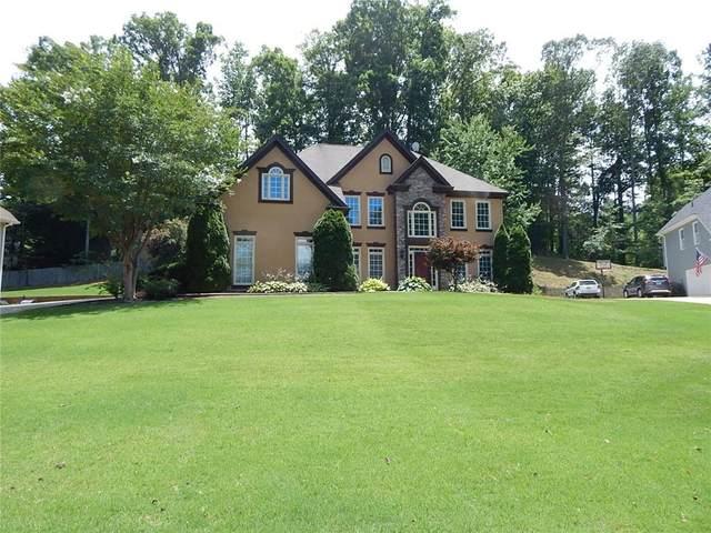 4609 Mctyre Way NW, Marietta, GA 30064 (MLS #6909440) :: AlpharettaZen Expert Home Advisors