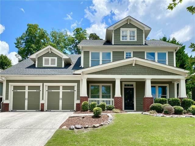 7511 Brookstone Circle, Flowery Branch, GA 30542 (MLS #6909462) :: Path & Post Real Estate