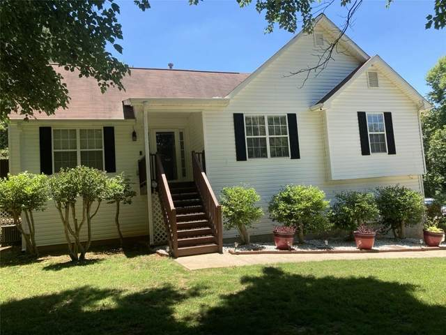 4108 Reid Road, Douglasville, GA 30135 (MLS #6909466) :: Kennesaw Life Real Estate