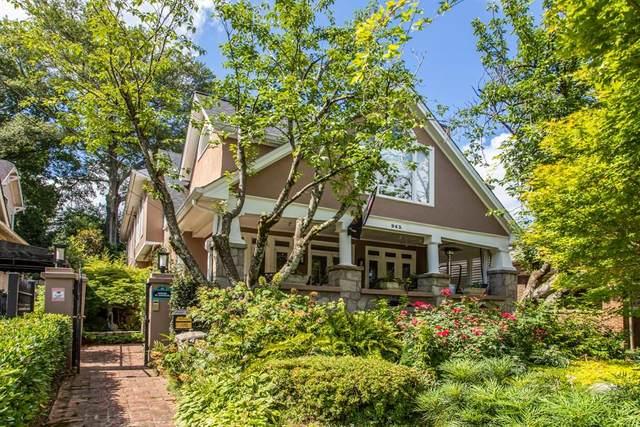 943 Saint Charles Avenue NE, Atlanta, GA 30306 (MLS #6909495) :: Dawn & Amy Real Estate Team