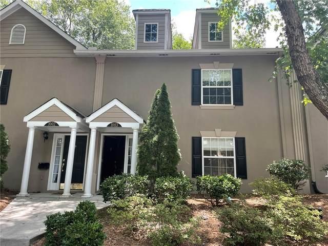 1003 Brighton Point, Atlanta, GA 30328 (MLS #6909511) :: Atlanta Communities Real Estate Brokerage