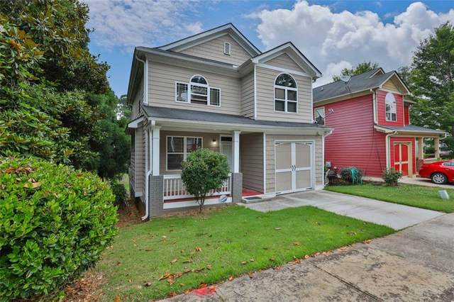 543 Saint Johns Avenue SW, Atlanta, GA 30315 (MLS #6909539) :: North Atlanta Home Team