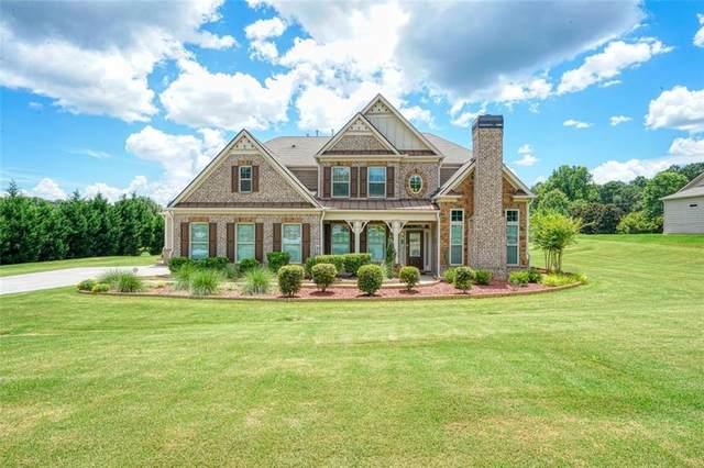115 Haddonstone Drive, Fayetteville, GA 30215 (MLS #6909542) :: North Atlanta Home Team