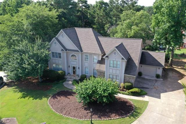 4304 Donerail Drive, Snellville, GA 30039 (MLS #6909546) :: The Gurley Team