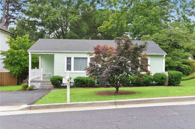 2620 Hickory Hill Drive SE, Smyrna, GA 30080 (MLS #6909554) :: Path & Post Real Estate