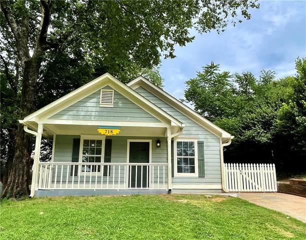 718 Grant Terrace SE, Atlanta, GA 30315 (MLS #6909568) :: North Atlanta Home Team