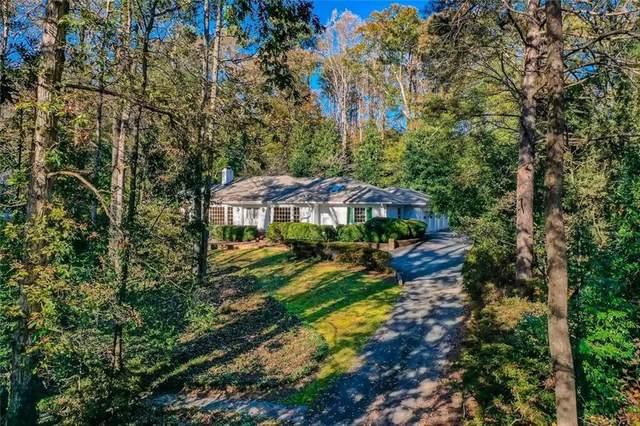 1027 Peachtree Battle Avenue NW, Atlanta, GA 30327 (MLS #6909574) :: Path & Post Real Estate