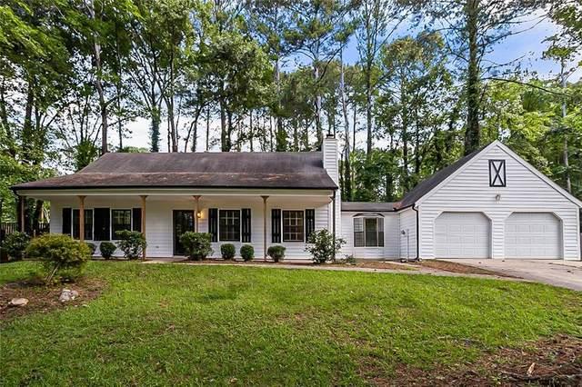 105 Spur Ridge, Peachtree City, GA 30269 (MLS #6909596) :: North Atlanta Home Team