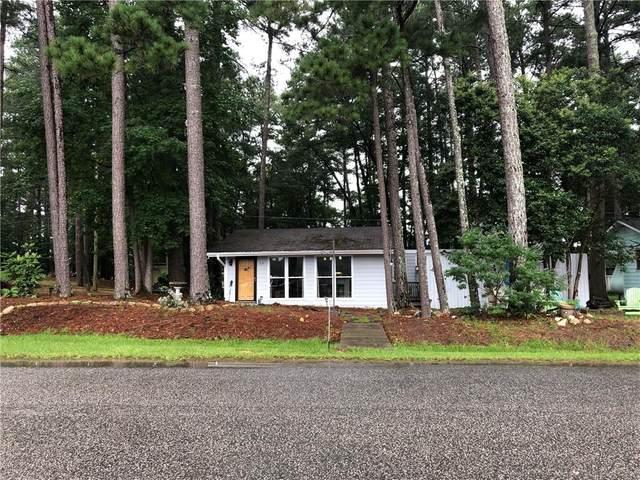 5400 Kings Camp Cabin 9-C Road SE, Acworth, GA 30102 (MLS #6909632) :: North Atlanta Home Team