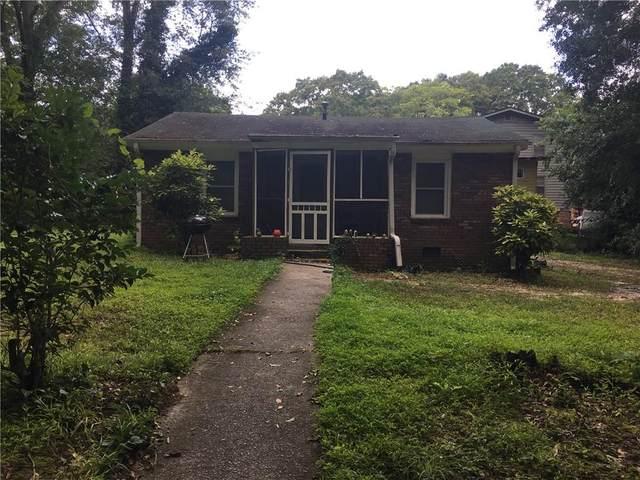 427 Wellons Avenue NE, Marietta, GA 30060 (MLS #6909633) :: North Atlanta Home Team