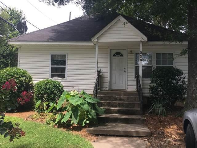 220 South Avenue SE, Marietta, GA 30060 (MLS #6909636) :: North Atlanta Home Team