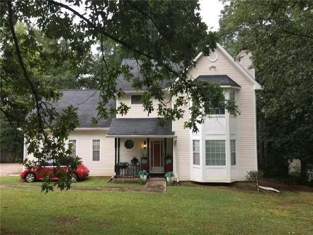 3716 Chapel Hill Road, Douglasville, GA 30135 (MLS #6909670) :: The Gurley Team