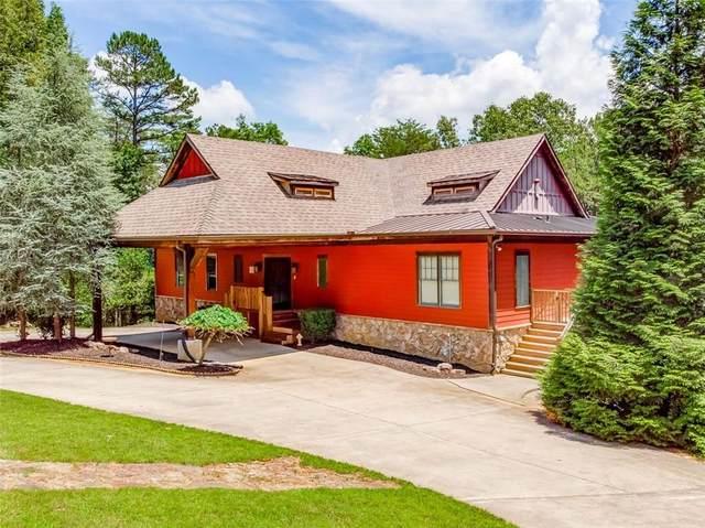 109 Lakewood Drive, Waleska, GA 30183 (MLS #6909702) :: North Atlanta Home Team