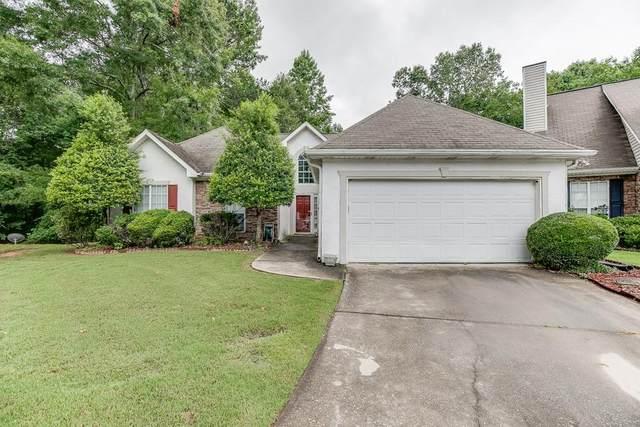 515 Clearwater Cove, Peachtree City, GA 30269 (MLS #6909738) :: North Atlanta Home Team