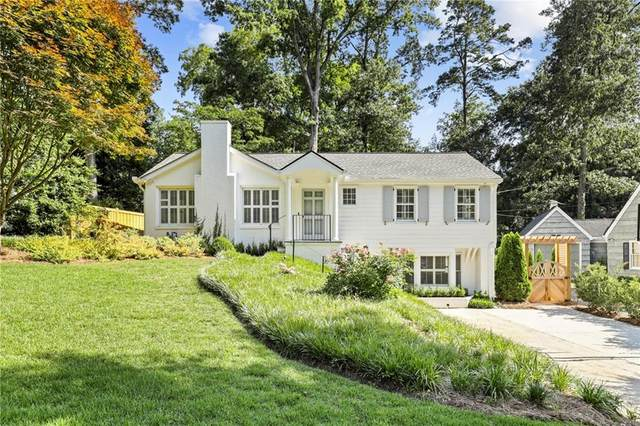 511 Echota Drive NW, Atlanta, GA 30318 (MLS #6909859) :: Charlie Ballard Real Estate