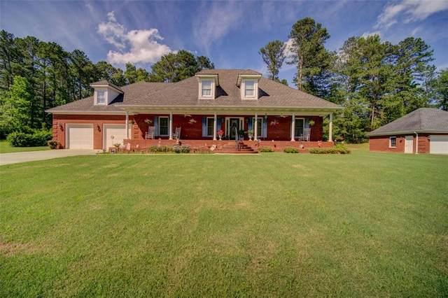 1345 Humphries Road NW, Conyers, GA 30012 (MLS #6909860) :: North Atlanta Home Team