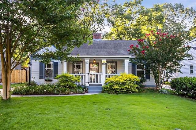 27 Spence Avenue NE, Atlanta, GA 30317 (MLS #6909893) :: AlpharettaZen Expert Home Advisors