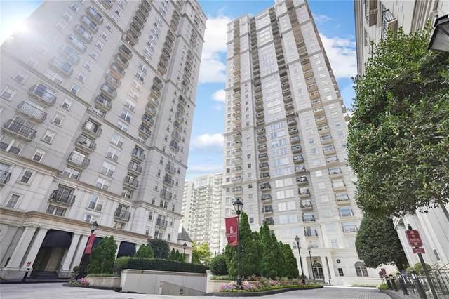 195 14th Street NE #2308, Atlanta, GA 30309 (MLS #6909946) :: Good Living Real Estate