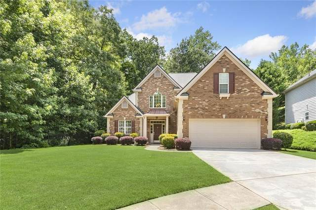 401 Long Branch Way, Canton, GA 30115 (MLS #6909961) :: Scott Fine Homes at Keller Williams First Atlanta