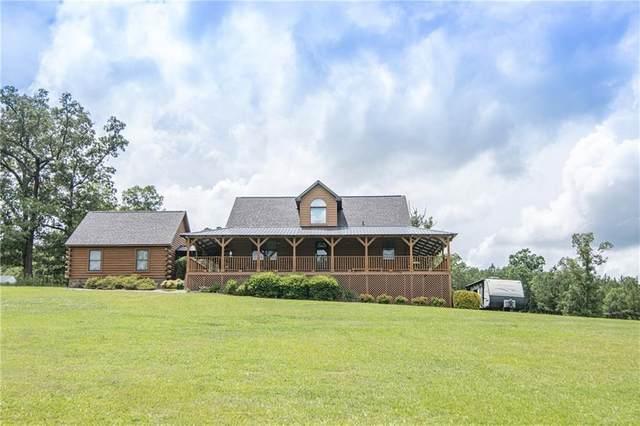 1609 N Highway 27 Highway NW, Summerville, GA 30747 (MLS #6909991) :: North Atlanta Home Team