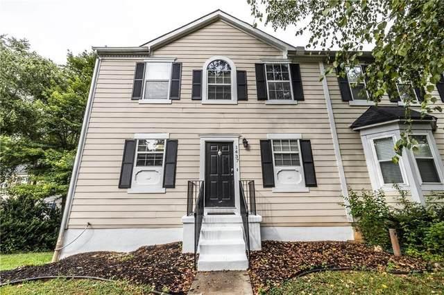1437 Shiloh Way NW, Kennesaw, GA 30144 (MLS #6910016) :: Kennesaw Life Real Estate
