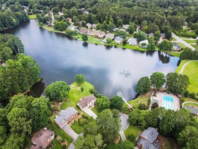 126 Lakeside Drive NW, Kennesaw, GA 30144 (MLS #6910078) :: Todd Lemoine Team