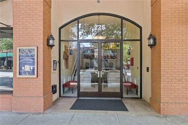 225 E Ponce De Leon Avenue #418, Decatur, GA 30030 (MLS #6910079) :: The Gurley Team