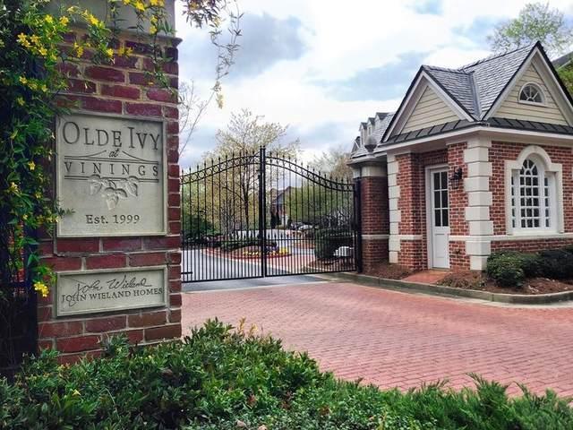 4810 Ivy Ridge Drive SE #401, Atlanta, GA 30339 (MLS #6910123) :: North Atlanta Home Team