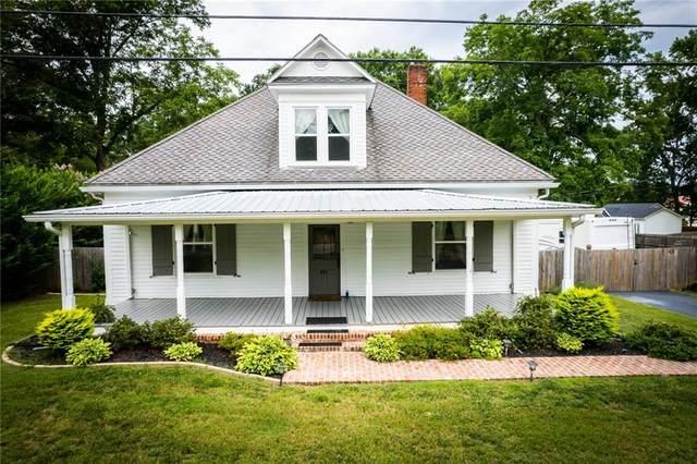 887 South Cherokee Road, Social Circle, GA 30025 (MLS #6910147) :: North Atlanta Home Team