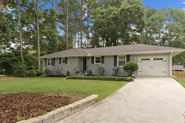 4575 Lavista Road, Tucker, GA 30084 (MLS #6910173) :: North Atlanta Home Team