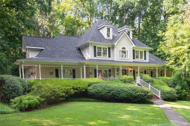 5230 Hermitage Drive, Powder Springs, GA 30127 (MLS #6910203) :: North Atlanta Home Team