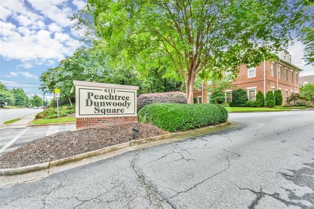 6111 Peachtree Dunwoody Road #A-201, Atlanta, GA 30328 (MLS #6910272) :: AlpharettaZen Expert Home Advisors
