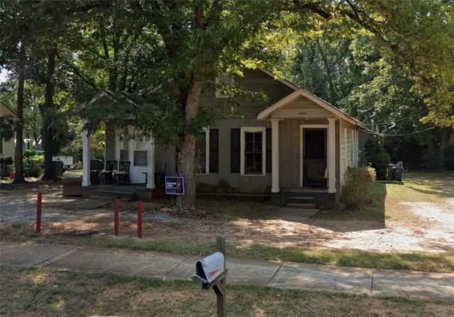 1020 Meriwether Street, Griffin, GA 30224 (MLS #6910314) :: North Atlanta Home Team
