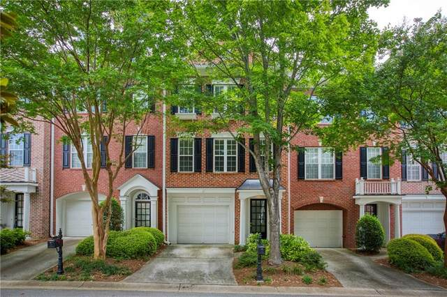 3608 Waters Edge Trail, Roswell, GA 30075 (MLS #6910338) :: Kennesaw Life Real Estate