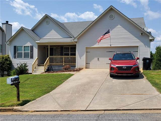 25 Michener Circle, Dawsonville, GA 30534 (MLS #6910356) :: North Atlanta Home Team