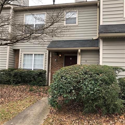 72 Belmonte Circle SW, Atlanta, GA 30311 (MLS #6910358) :: Atlanta Communities Real Estate Brokerage