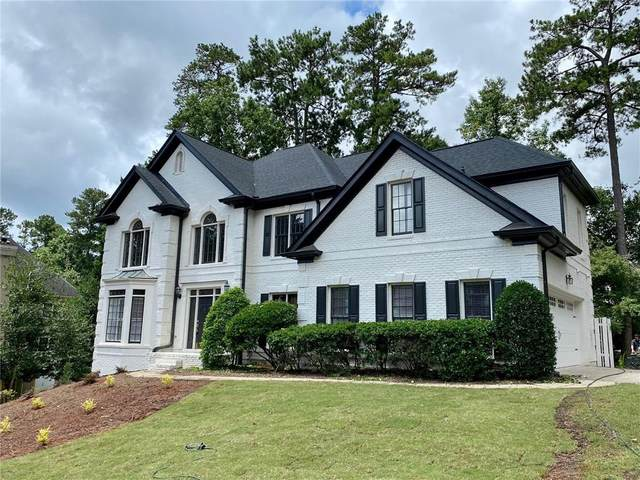 9690 Foxworth Drive, Johns Creek, GA 30022 (MLS #6910386) :: AlpharettaZen Expert Home Advisors
