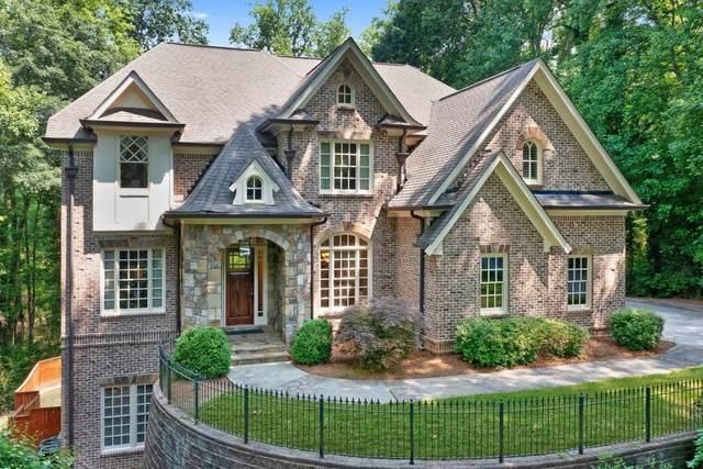 506 Valley Green Drive, Atlanta, GA 30342 (MLS #6910387) :: RE/MAX Paramount Properties